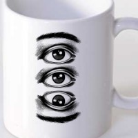 Mug Three eye