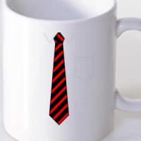Mug Tie And Pocket