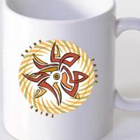 Mug Tribal Sun