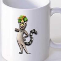 Mug Tsirt lemur