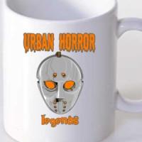 Mug Urban Legends Horror