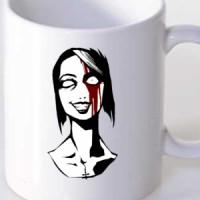 Mug Vampire Girl