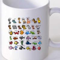 Mug Wild Animals