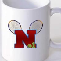 Mug World's No.1 - Novak Djokovic