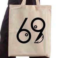 Shopping bag 69 smile