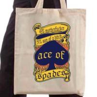 Shopping bag Ace Of Spades