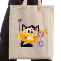 Shopping bag Adult Smiley