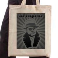 Shopping bag Al Capone