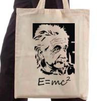 Shopping bag Albert Einstein