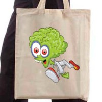 Shopping bag Alien