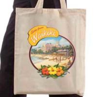 Shopping bag Aloha Wailiki