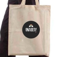 Shopping bag Anxiety by Jvncc