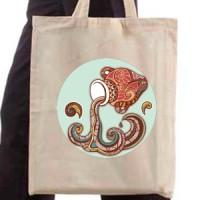 Shopping bag Aquarius