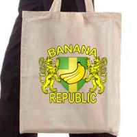 Shopping bag Banana Republic.
