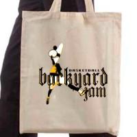 Shopping bag Basketball Jam