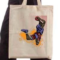 Shopping bag Basketball Player