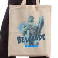 Shopping bag Belgrade