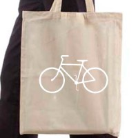 Shopping bag Bike