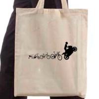 Shopping bag Bike Evolution