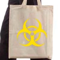Shopping bag Biohazard