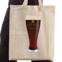 Shopping bag Black Irish Beer