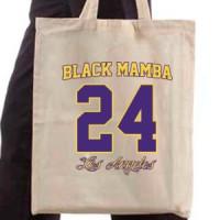 Shopping bag Black Mamba
