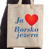 Shopping bag Bor Lake