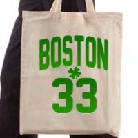 Shopping bag Boston Basketball Legend