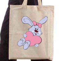 Shopping bag Bunny