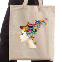 Shopping bag Butterfly Beauty