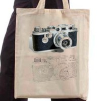 Shopping bag Camera