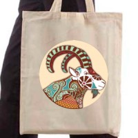 Shopping bag Capricorn