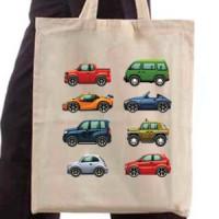 Shopping bag Cars