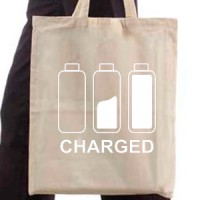Shopping bag Charged