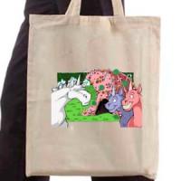 Shopping bag Charlie The Unicorn