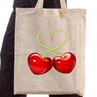 Shopping bag Cherries