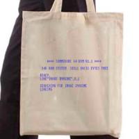 Shopping bag Comodor Screen