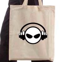 Shopping bag DJ