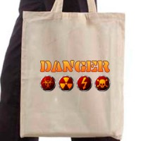 Shopping bag Danger