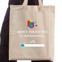 Shopping bag Defragmenting