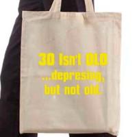 Shopping bag Depressing