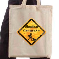 Shopping bag Digging The Grave