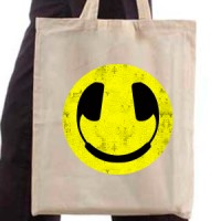 Shopping bag Dirty Smiley