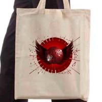 Shopping bag Disco Ball