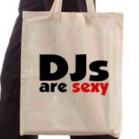 Shopping bag Dj Are Sexy