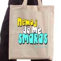 Shopping bag Do Not Me Smaras