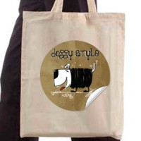 Shopping bag Doggy Style