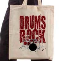 Shopping bag Drums Rock Drums