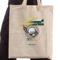 Shopping bag E-cig serbia forum kreza logo