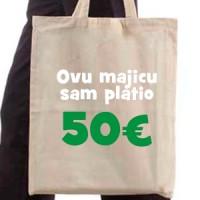 Shopping bag Expensive Shirt